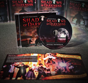 Shadows of Darkness Soundtrack CD - Ab sofort erhältlich im Movie Park Germany!