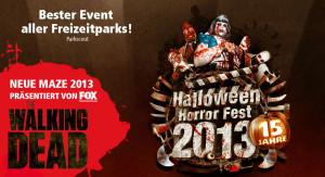 Halloween Horror Fest 2013