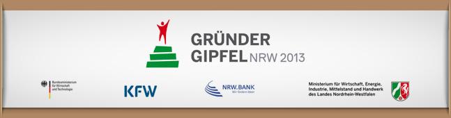 Gründerpreis NRW 2013
