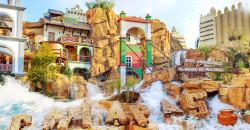 Chiapas - Die Wasserbahn