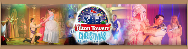 Alton Towers Christmas