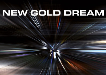 New Gold Dream – The Message