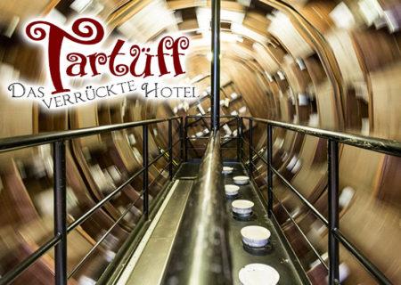 Das verrückte Hotel Tartüff