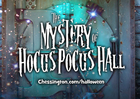 The Mystery of Hocus Pocus Hall