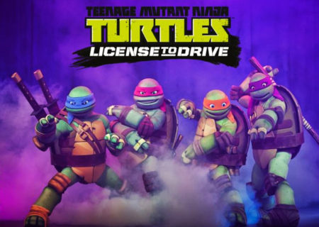Teenage Mutant Ninja Turtles: License To Drive