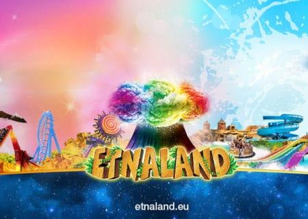 Etnaland, il Parco divertimenti della Sicilia