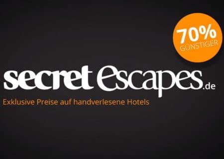 Secret Escapes Deutschland