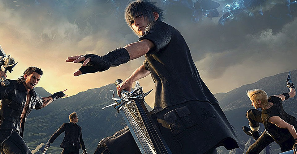 New FINAL FANTASY XV trailer with music by IMAscore