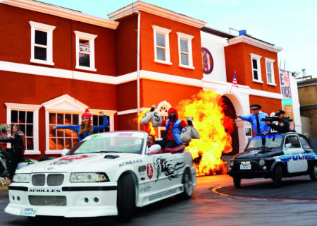 Crazy Cops New York: The Action Stunt Show
