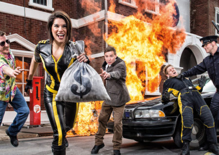 Crazy Cops: The Action Stunt Show