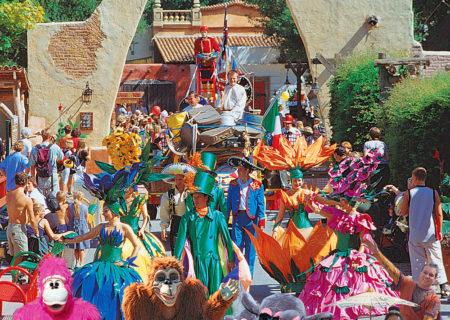 Hansa Park Parade