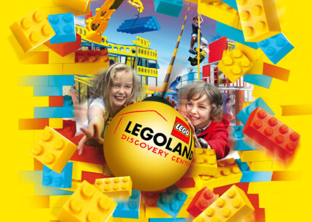 Lego Discovery Centres
