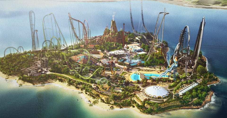 New audio brand and soundtracks for Thorpe Park Resort