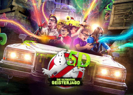 Ghostbusters 5D – Die ultimative Geisterjagd