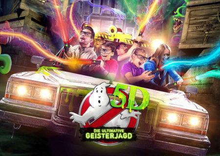 Ghostbusters 5D – Die ultimative Geisterjagd