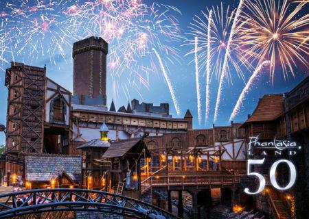 Celebration Days Feuerwerk