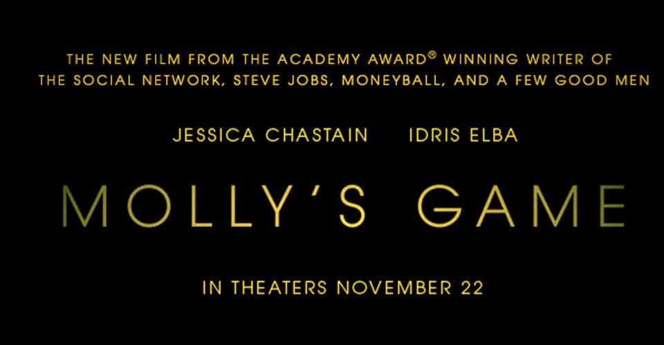 Molly's Game got custom music for trailer and teaser by IMAscore