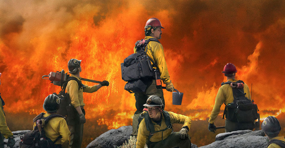 IMAscore's music used in Only The Brave TV Spots