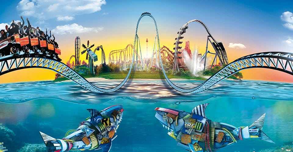 Thorpe Park Resort Soundtrack CD available at our shop