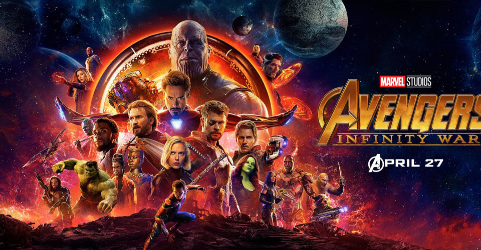 Custom music by IMAscore for the TV campaign of Avengers: Infinity War