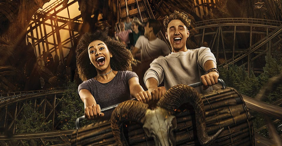 IMAscore produces the soundtrack for Alton Towers Resort's Wicker Man
