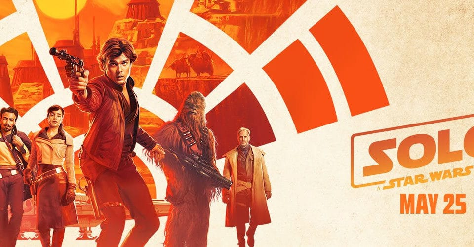 Solo: A Star Wars Story TV campaign with custom music by IMAscore