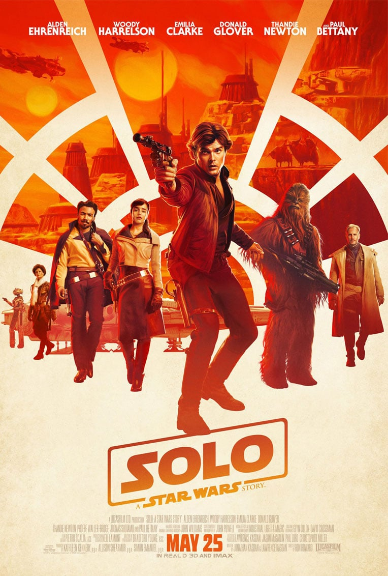 Solo - A Star Wars Story - Movie Poster