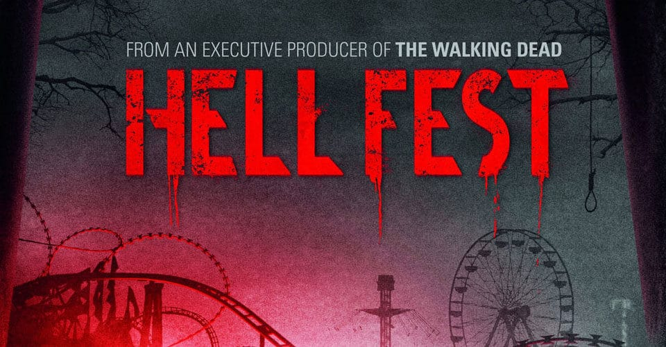 Creepy music for the first main trailer of the movie Hell Fest