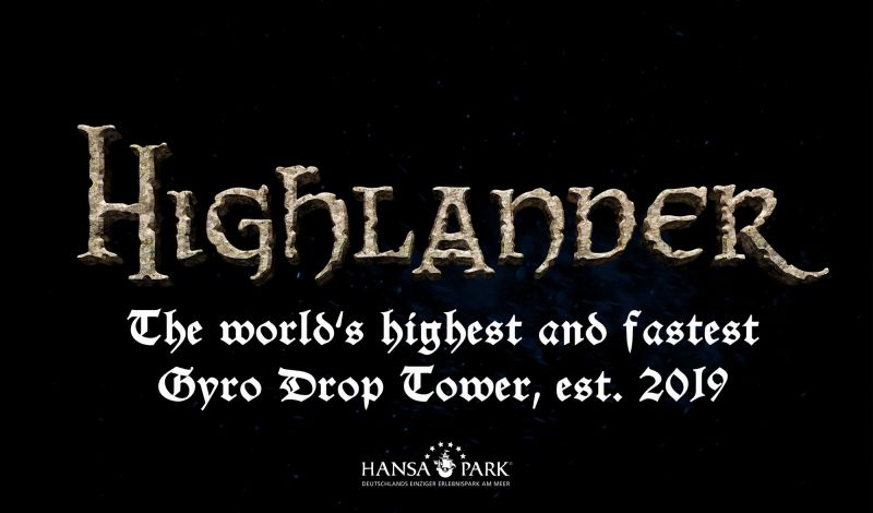 Soundtrack for Highlander – Hansa-Park's novelty of 2019 by IMAscore