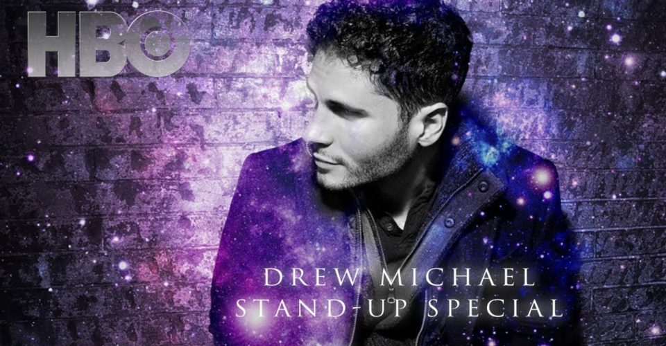 Drew Michael Stand-Up Special – featuring our custom track Mirror