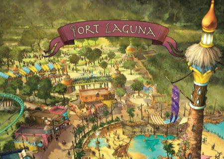 Port Laguna – Official Soundtrack