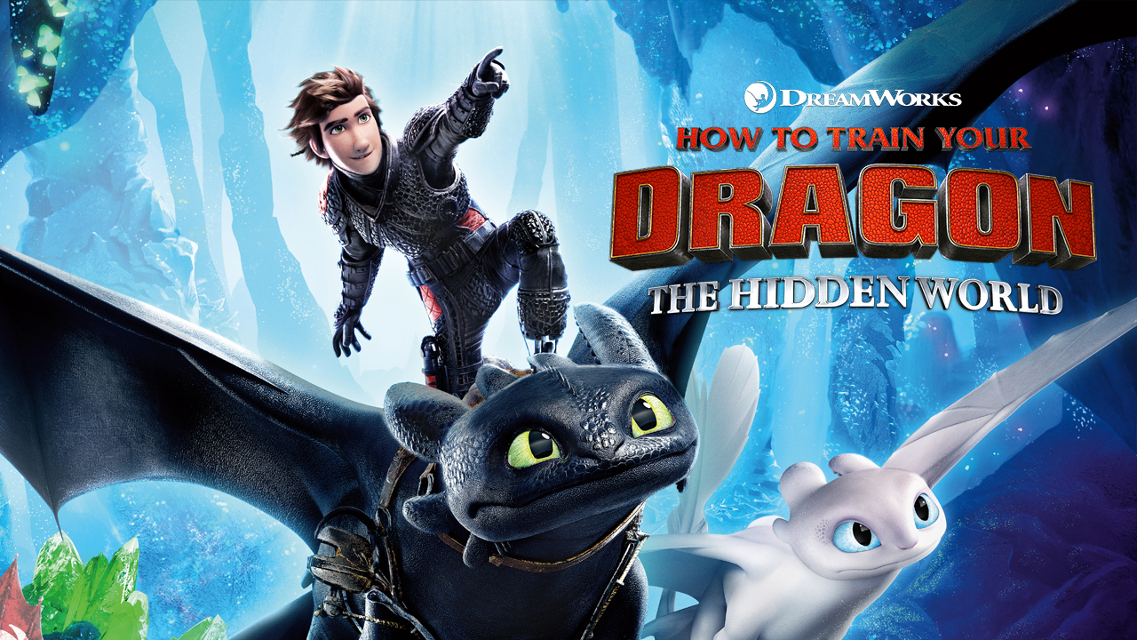 Image result for how to train your dragon the hidden world poster