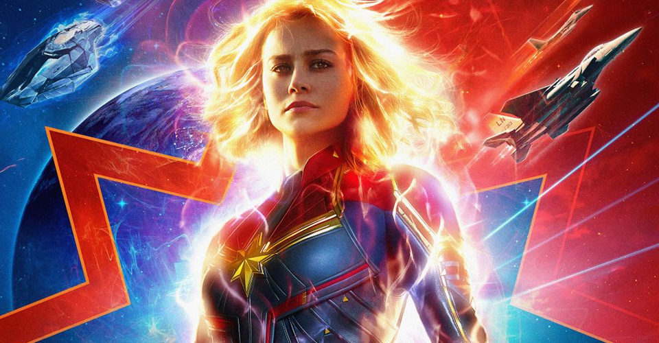 Back in the MCU: TV Spots for Captain Marvel featuring music by IMAscore