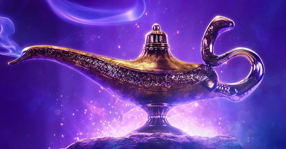 Music by IMAscore in the first main trailer of Disney's Aladdin