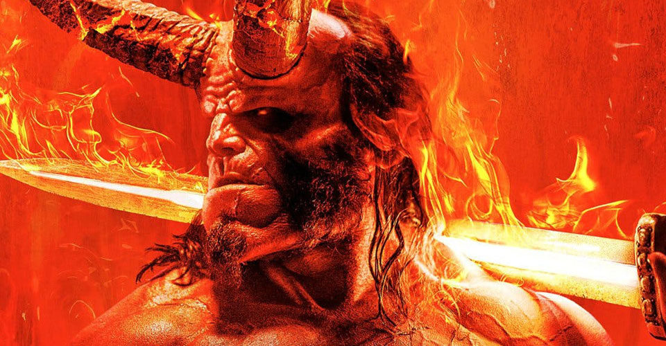 Hellboy Trailer and TV Spots featuring music by IMAscore