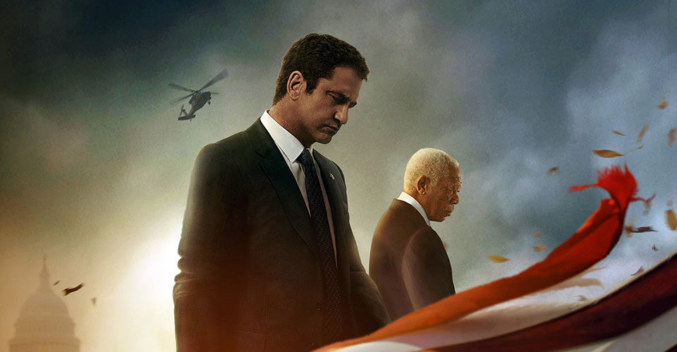 Final trailer of Angel Has Fallen with music by IMAscore