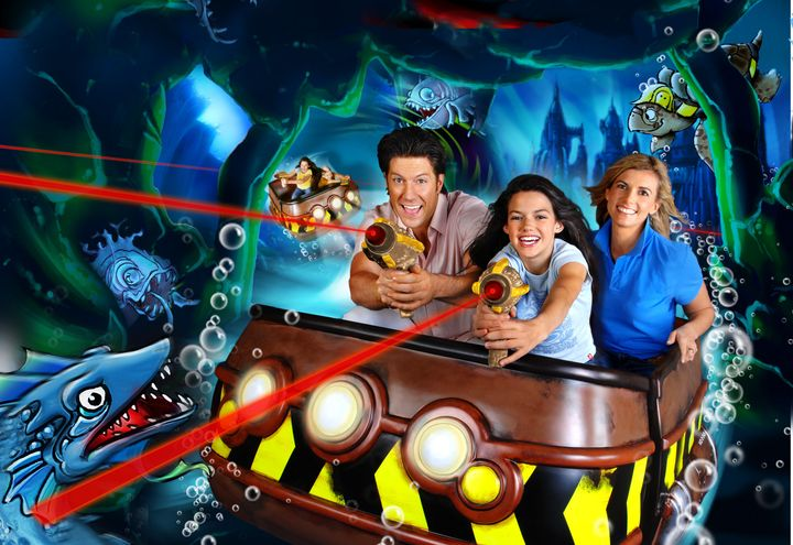 We're happy to have renewed the soundtrack of Europa-Park's interactive dark …