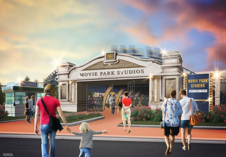 Welcome to the Movie Park Studios! We're happy to produce the official soundt…