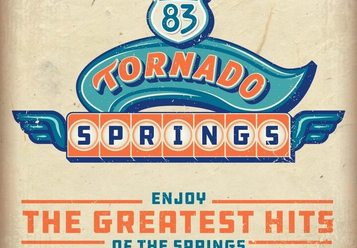 Did you check out the Tornado Springs Soundtrack on Spotify? It includes all …