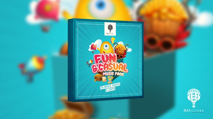 We put the fun in music, with this high quality package of 20 tracks, which a…