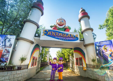 Fantasiana Entrance Area